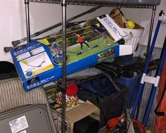 Garage miscellaneous......