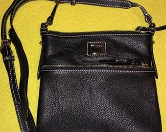Dooney & Bourke crossbody purse...
