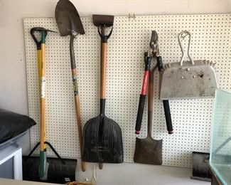 Garage miscellaneous
