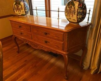 Matching Hickory Manufacturing buffet