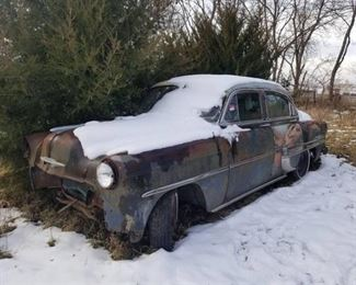 1951 Chevy 4 Door