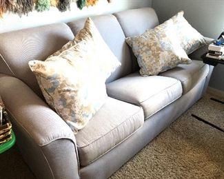 Flexsteel 3-Seat Sleep Sofa (no inner mattress) - $195