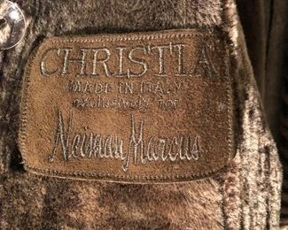CHRISTIA LADIES COAT