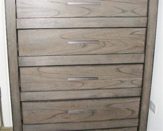 Matching 5 drawer chest   BUY IT NOW $ 250.00