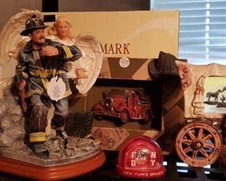 Fireman and Angel