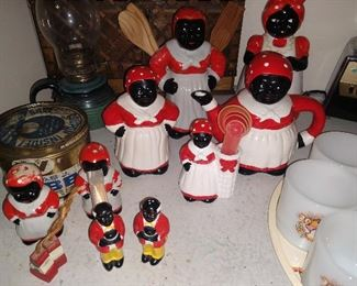 MORE...AUNT JEMIMA COLLECTIBLES