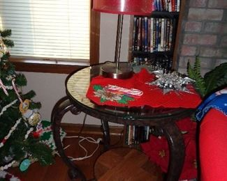 another table, have matching coffee table
