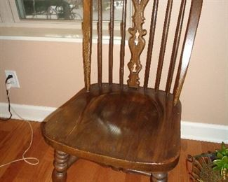 set of 4 of these chairs