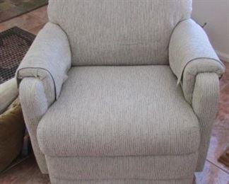 small recliner