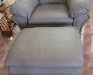 chair matching sofa