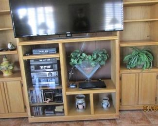 cabinets with storage