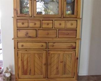Such a lovely hutch