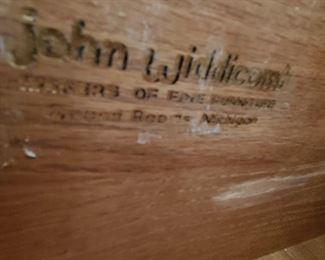 John Widdcom Desk