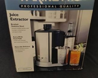 Waring Pro Quality Juice Extractor