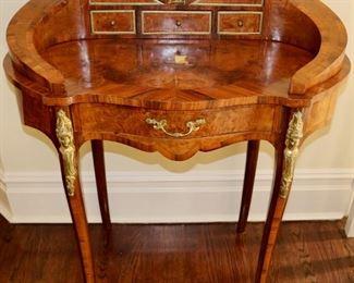 Louis XVI-style writing desk