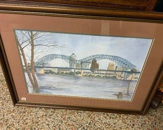 Memphis T Mississippi ART
