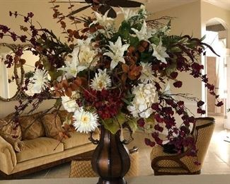 Stunning very large floral arrangement