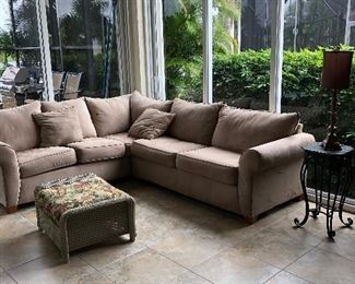 Beautiful sectional
