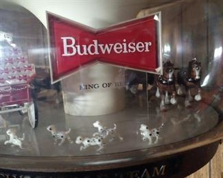 Budweiser Clydesdale Rotating Light
