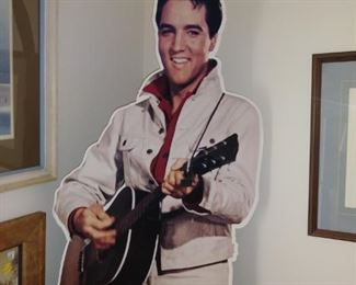 Life size Elvis