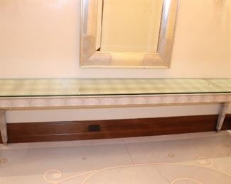 Kravet Extra Long Console Table