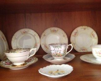 Tea Cups China