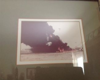 One of a Kind Collection of Airline Disaster Pictures