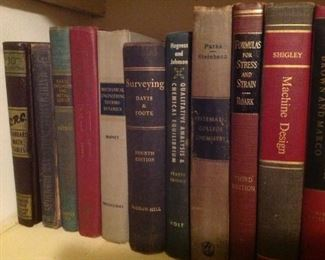Vintage Engineering Books & Manuals
