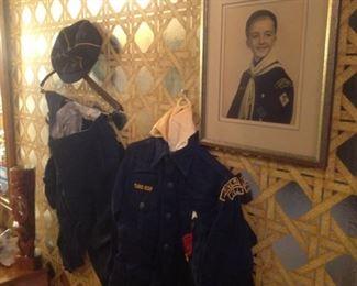 1930s Complete Cub Scout Uniform