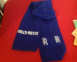 Rolls Royce Scarf