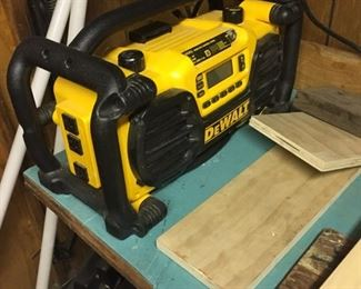 One of many Dewalt tools--will be sold in groups with battery