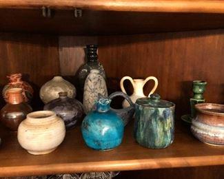 Pottery - some seagrove
