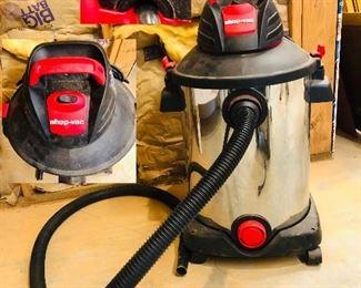 Shop•Vac 120Volt. Model SL14-600C