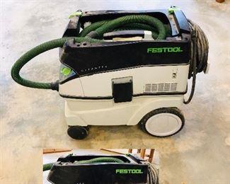 Festool Cleantex Dust extractor vacuum cleaner