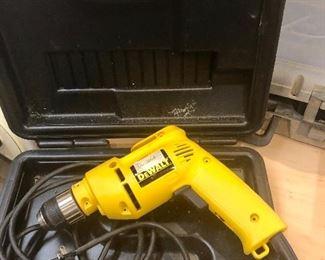 DeWALT DW106 3/8 ' VSR Drill