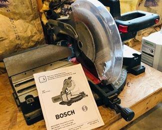 """BOSCH 3192 12"""" Compound Miter Saw"""
