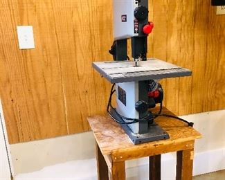 Porter Cable Band Saw   Serial No 043554