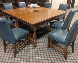 $50  Oak table  (there are two)