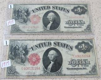 1917 $1.00 Notes