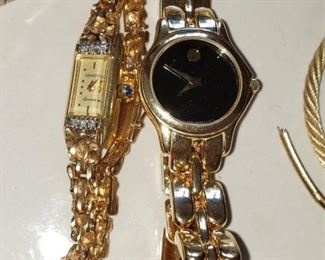 2.    14k gold watches