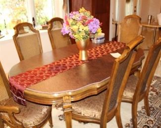 furniture formal dining table