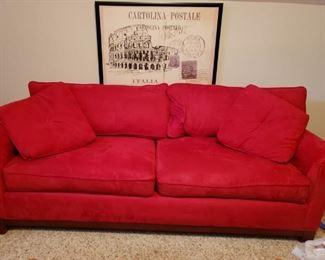 sofa set....(Artwork not for sale)