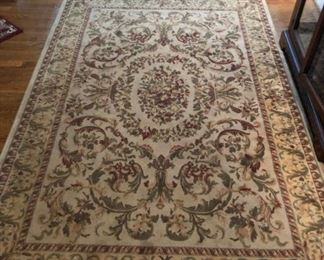 Tan Karastan Area Rug https://ctbids.com/#!/description/share/307950