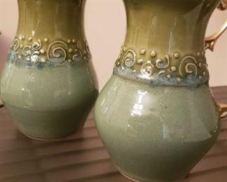 Celadon  Vases