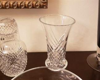 Waterford??? Vase