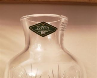 Shannon Water jug with glass
