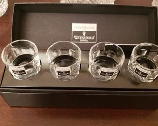 Waterford Shot Glasses