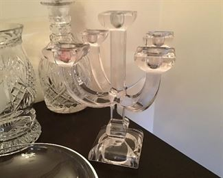 Vilroy & Bach Crystal Candle Stick