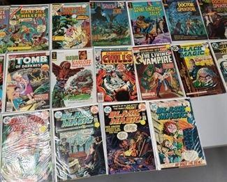Sell Buy Comic Books Horror Comics