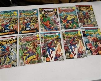 Sell Buy Comic Books More SpiderMan